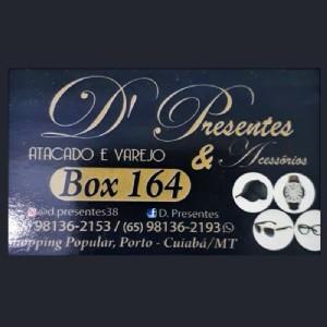 Box 164 - D Presentes