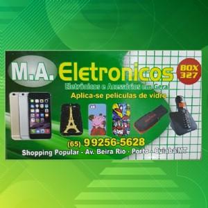 Box 327 - M.A Eletrônicos
