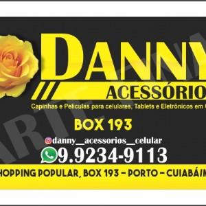 Danny acessórios