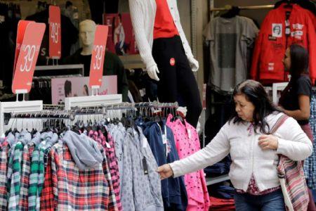 Confiança do consumidor registra melhor nível em quatro anos