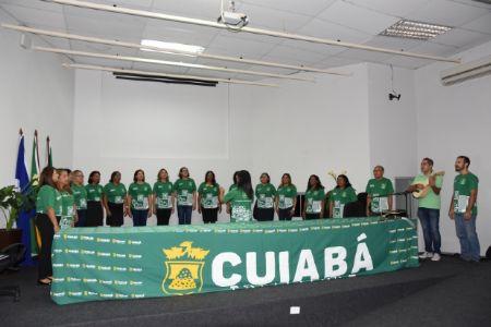 Coral da Prefeitura se apresenta em um dos maiores festivais do Brasil