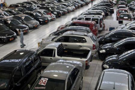 Brasil já tem mais de 2,3 milhões de novos veículos licenciados em 2018