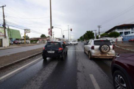 Semob recapeará trecho da Avenida Fernando Correa; veja como ficará o trânsito