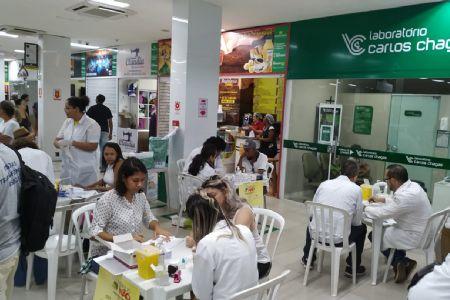 Cuidar da saúde neste sábado no Shopping Popular