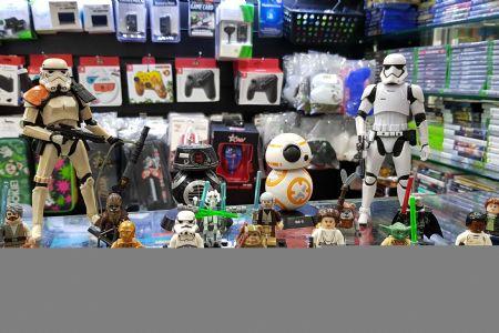 De filmes a colecionáveis, Dia do Star Wars é celebrado neste sábado