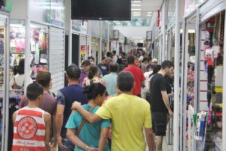 Shopping Popular espera aumento de 20% nas vendas para o Dia dos Pais