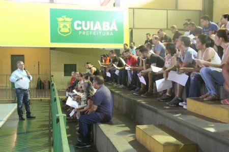 Misael Galvão se licencia do Shopping Popular para assumir a Câmara de Cuiabá