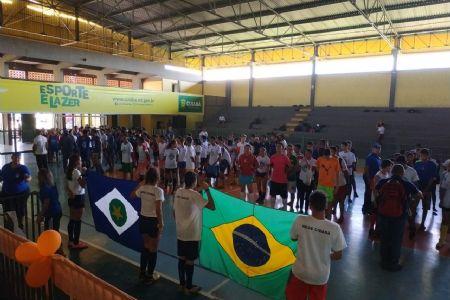 O Complexo Esportivo Dom Aquino recebe a Olimpíada 2018 da Rede Cidadã