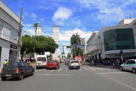 Frio vai embora e fim de semana é de calor em Cuiabá