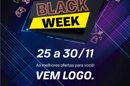 O Shopping Popular de Cuiabá está em Black Week confira as lojas participantes: