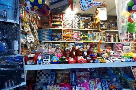 Dia das Crianças no Shopping Popular: presentes e muita diversão.