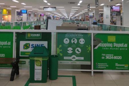 Sine Municipal Shopping Popular: confira as vagas do dia (04)