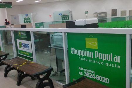 Sine Municipal Shopping Popular: confira as vagas do dia (18)