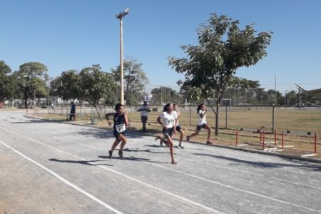 Jogos Estudantis movimentam sábado no Complexo Esportivo Dom Aquino