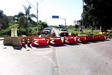 Ponte Benedito Figueiredo deve ser liberada neste sábado