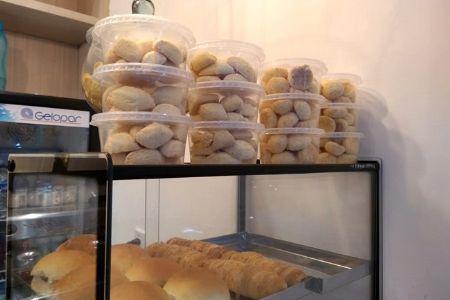 Bistrô do Pão: recheios doces, tipos integrais e o tradicional pãozinho francês são de comer rezando