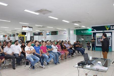 Shopping Popular recebeu Workshop sobre Influência das Mídias Sociais
