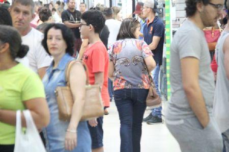 Shopping Popular abrirá no feriado de Tiradentes