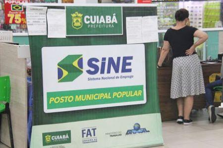 Sine Municipal oferece mais de 40 vagas de emprego