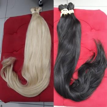 Equipe Ezequiel Mega Hair