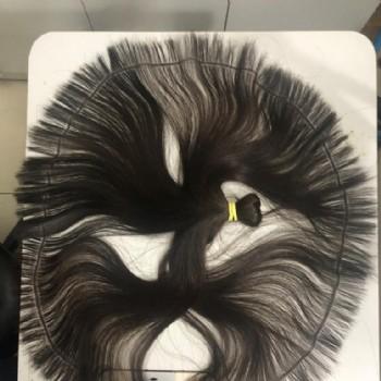 Tecelagem dos cabelos