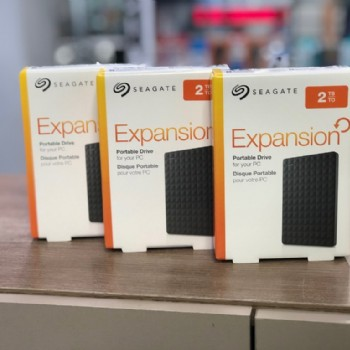 HD Externo Portatil Seagate  Expansion 2 Teras USB 3.0