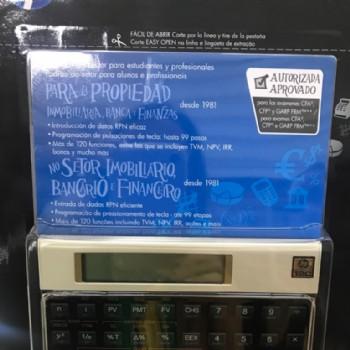 Calculadora hp c