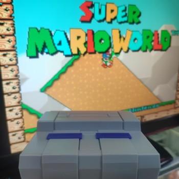 Emulador de jogos Retrô