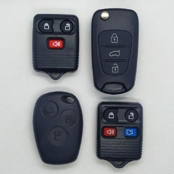 Carcaças de chave