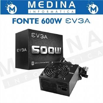 FONTE 600W EVGA