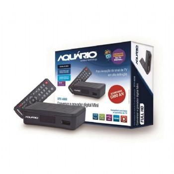 CONVERSOR E GRAVADOR DIGITAL FULL HD AQUÁRIO DTV-4000 (FAZEMOS ENTREGAS)
