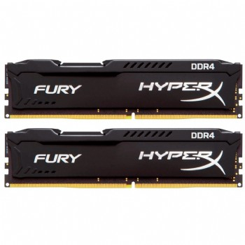 MEMÓRIA HYPERX 8GB DDR4 2400MHZ