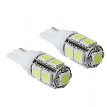 LAMPADA T10 EM LED VARIEDADES